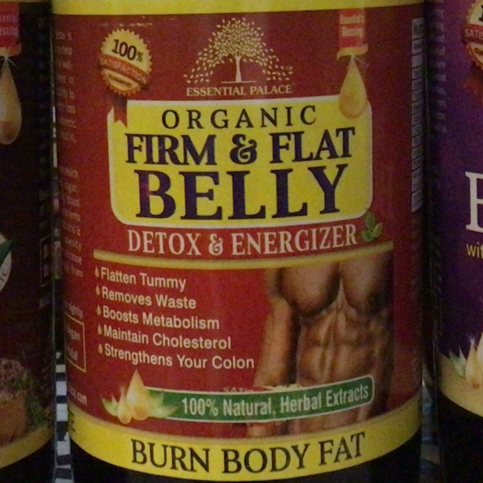 Firm and Flat Belly Detox