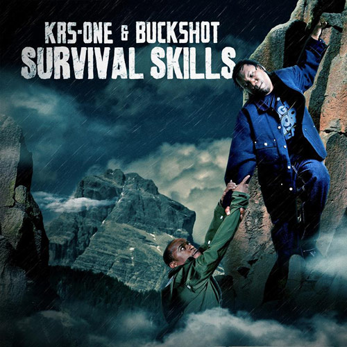 KRS-One & Buckshot - Survival Skills