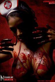 JenniferSkye-Halloween-nappyafro-02