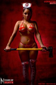 JenniferSkye-Halloween-nappyafro-03