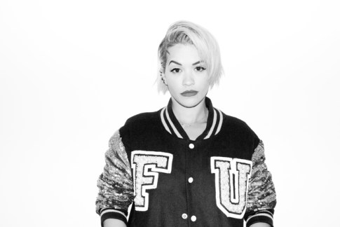 Rita Ora Photoshoot With Terry Richardson