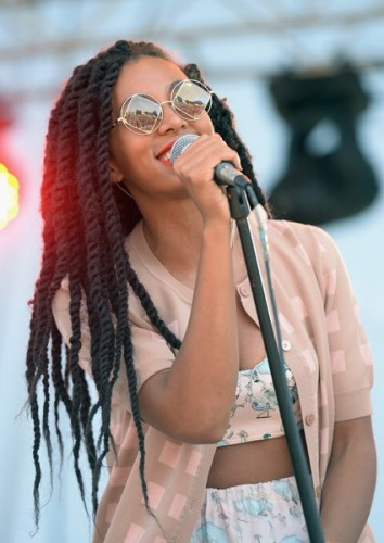 Solange - box twist braids