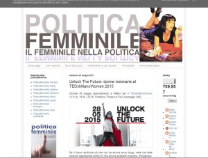Unlock the future: donne visionarie al TexMilanoWomen 2015