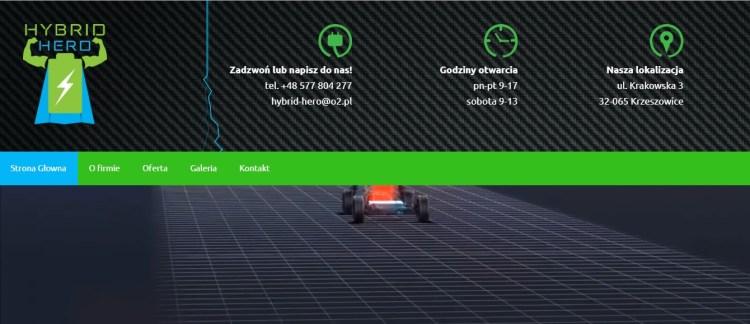 Kraków - Naprawa Samochodów Hybrydowych