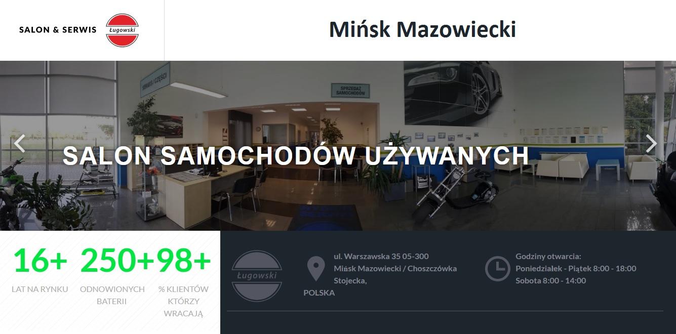Mińsk Mazowiecki - Naprawa Hybrydy