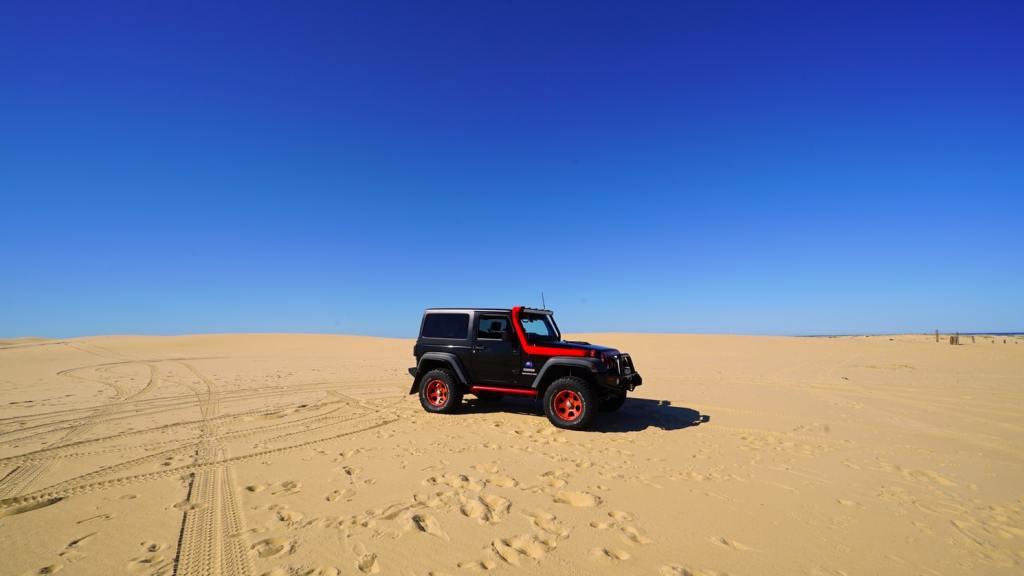 Jeep - Naprawa i Serwis Hybrydy