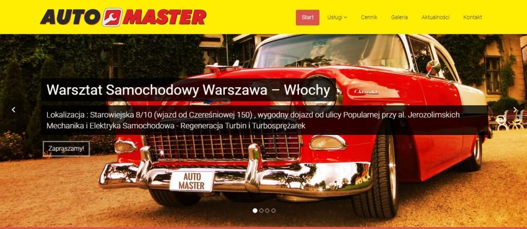 Auto Master - Serwis Samochodowy