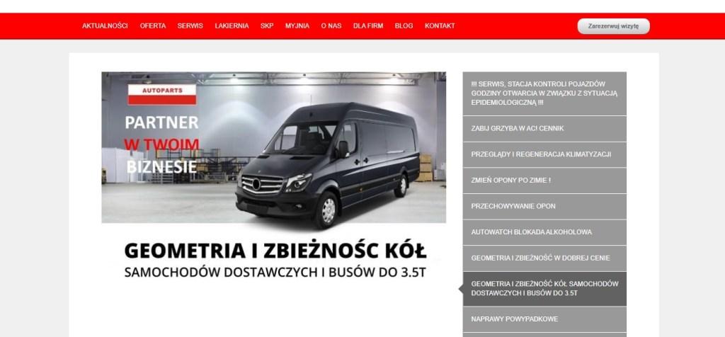 Auto Serwis - Warsztat Samochodowy Warszawa