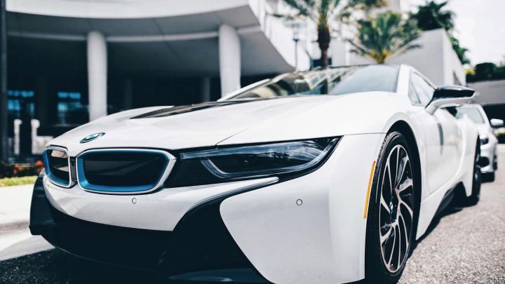BMW i8 Serwis i Naprawa auta