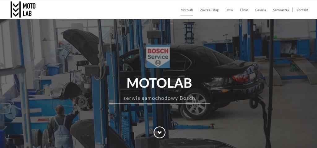 MOTOLAB - Serwis Bosch w Warszawie