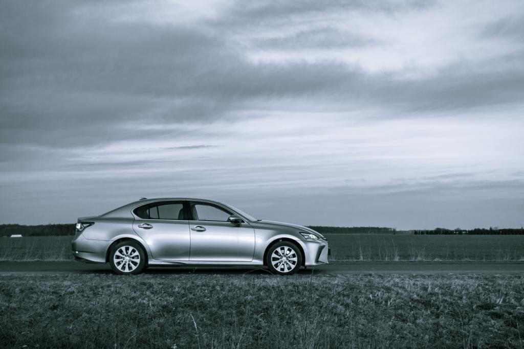 Serwis i Regeneracja baterii hybrydowej w Lexus GS450h - Mechanik Samochodowy