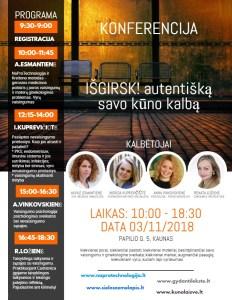 vaisingumo konferencija