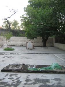 Grave of Sayyid Noor Muhammad Badayuni