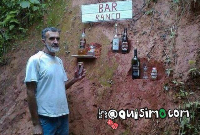 Bar ranco