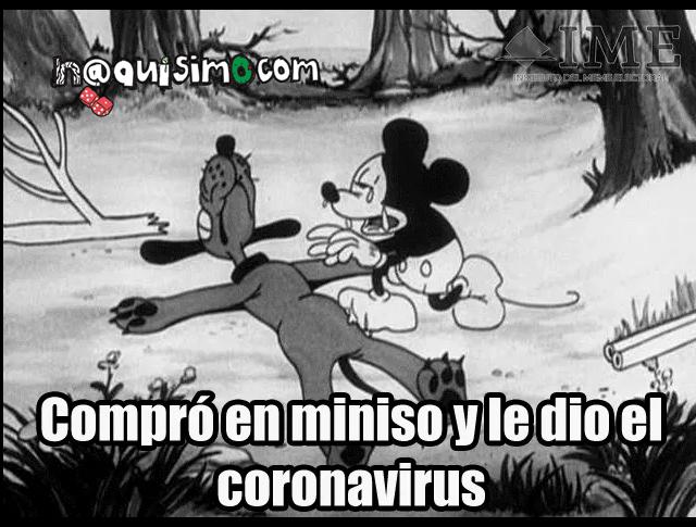 coronavirus miniso memes chistosos
