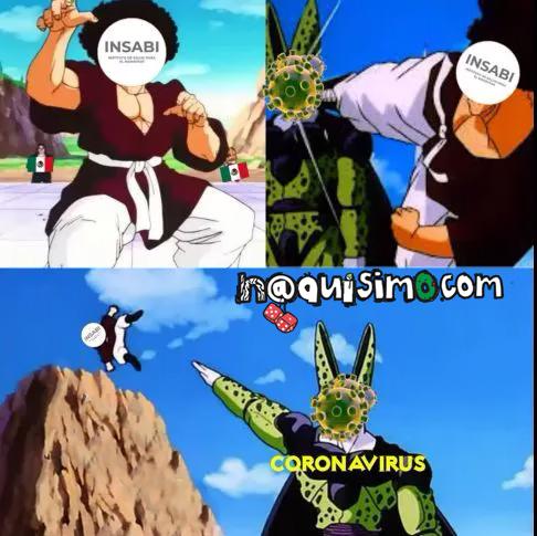 coronavirus insabi memes