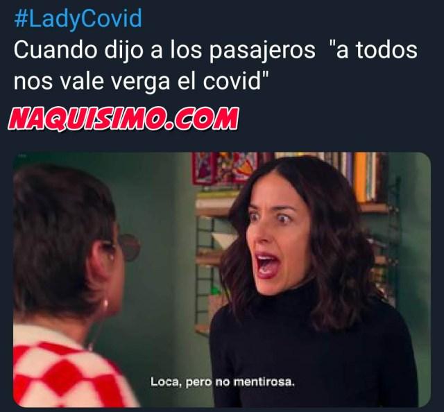 memes de ladycovid