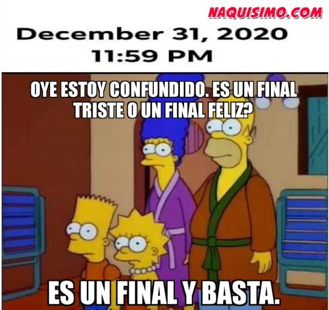 Memes del 31 de diciembre