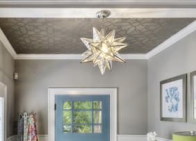 The Statement Ceiling: A Reason to Look Up!