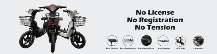 Detel EV Key Specifications