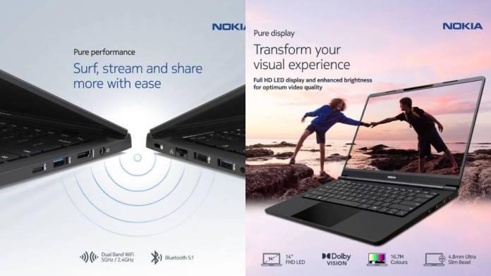 Nokia PureBook X14 Features
