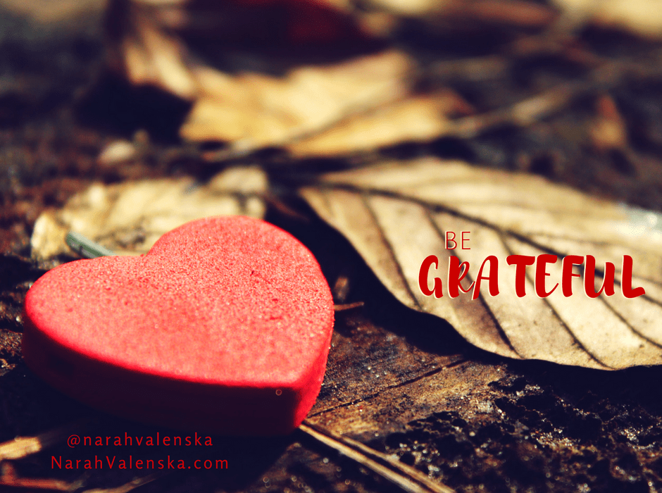 Grateful by Narah Valenska Smith