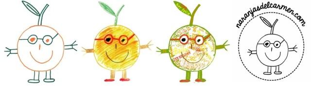 Naranjas del Carmen Logo