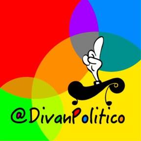 Logo @DivanPolitico sin lema