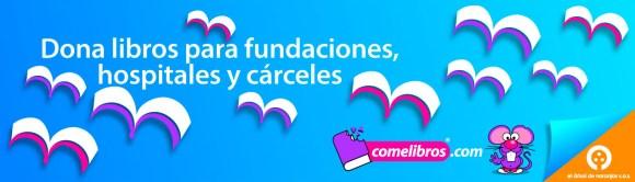 Cabezote WordPress Donaciones libros