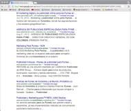 Pantalla 2 resultados Google
