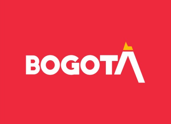 Logo Marca Ciudad Bogotá