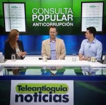 Analista Teleantioquia Consulta Anticorrupción.