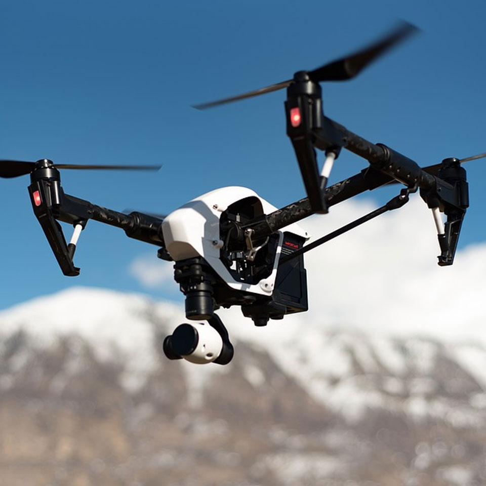 Drone For Capture