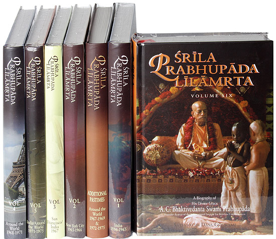 Prabhupada Lilamrta (Biografi Srila Prabhupada)