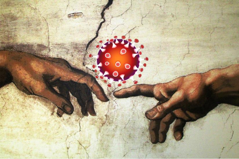 Pandemi Corona, Momentum Perubahan Beragama