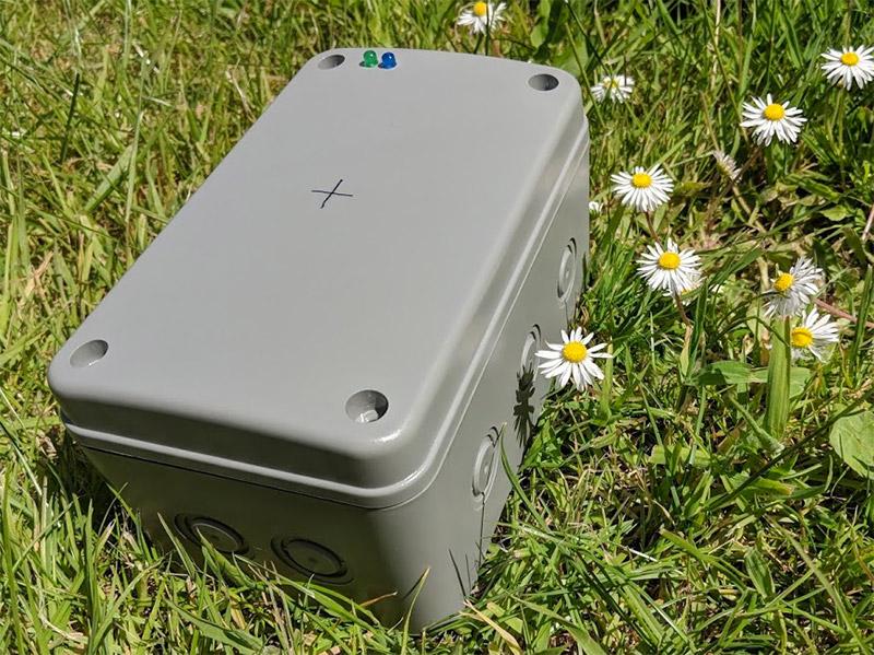 RFID Race Scanning Hardware