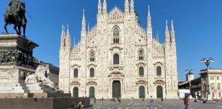 Milano Riapre. Lentamente anche la cultura torna ad animarsi. Riaprono il Duomo, Il Ceanacolo e La Pinacoteca di Brera. Week end esclusi.