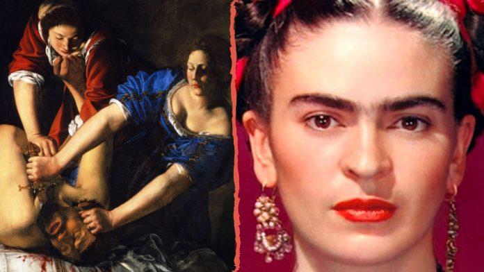 Donne della Storia dell'Arte