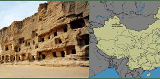Grotte dei 1000 Budda