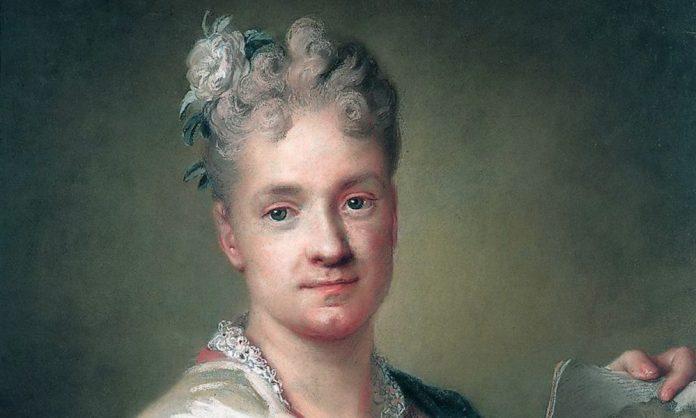 Rosalba Carriera: autoritratto