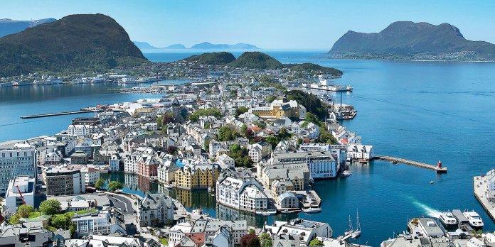 Bergen e Alesind. Le città dei fiordi