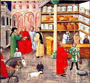 Dante e l'economia.