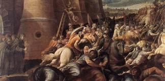 Roma: l'affascinante storia di quando i saraceni l'assediarono.