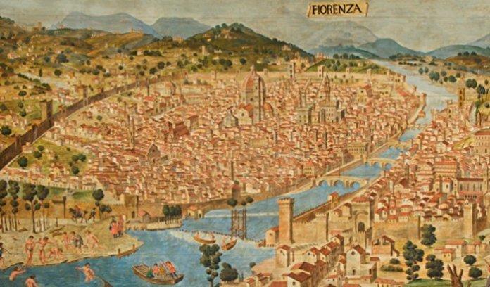 Economia e Arte nel Medioevo. La storia di Firenze da piccolo borgo a capitale del Rinascimento. Testimoniata da un famoso pratese.