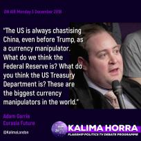 US sanctions against Dollar hegemony Adam Garrie