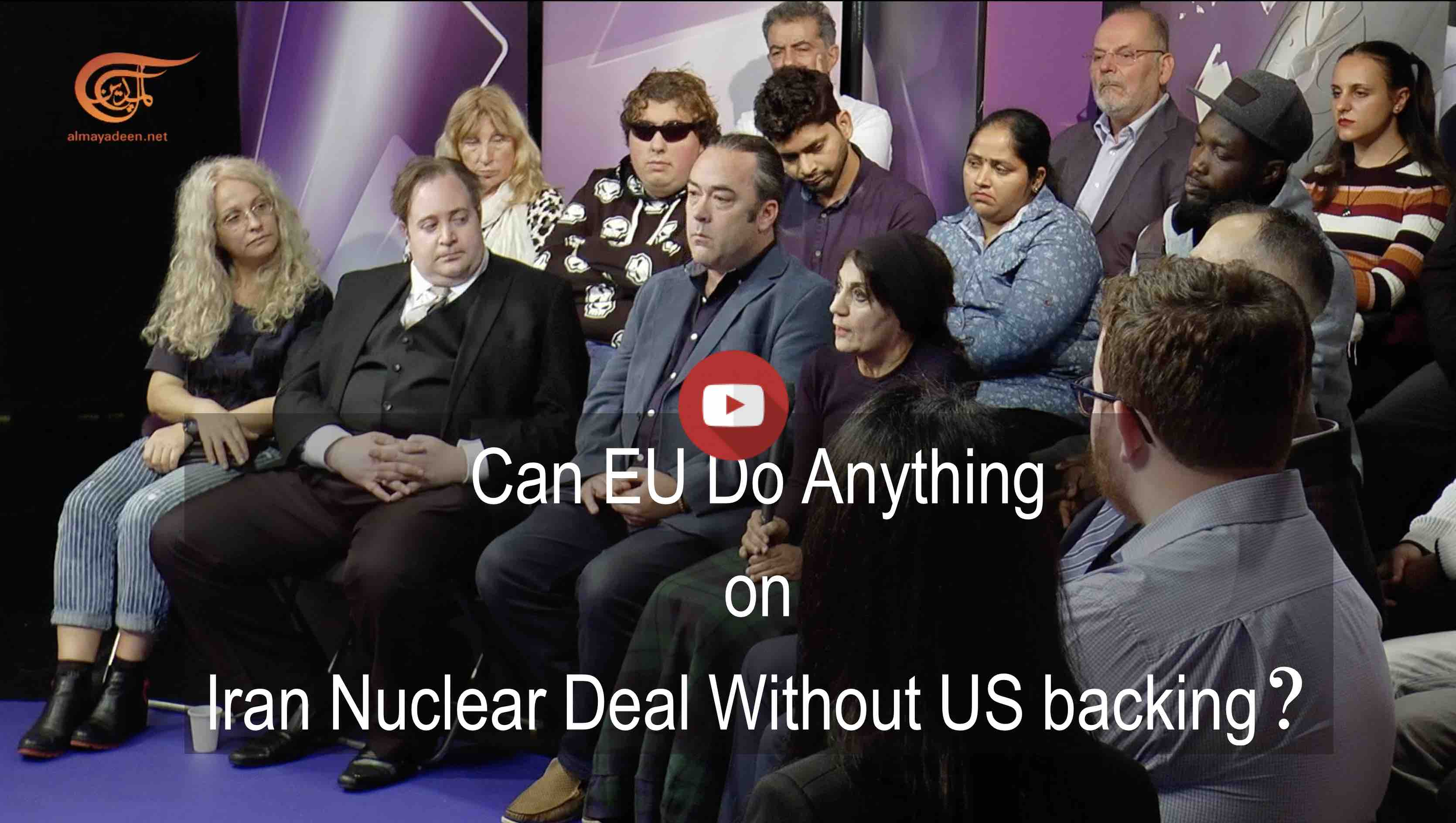 Can EU Do Anything on Iran Nuclear Deal (JCPOA) Without US backing? a Kalima Horra show with George Galloway - Narcissi Productions