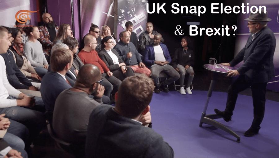 UK Snap Election show with title - Kalima Horra - Narcissi