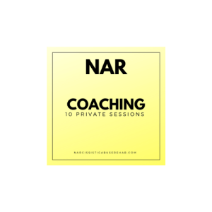 10x Coaching Package | Narcissistic Abuse Rehab