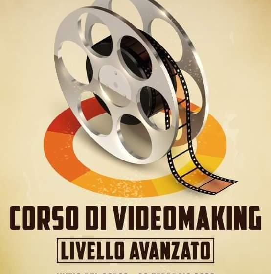 UN CORSO AVANZATO DI VIDEOMAKING