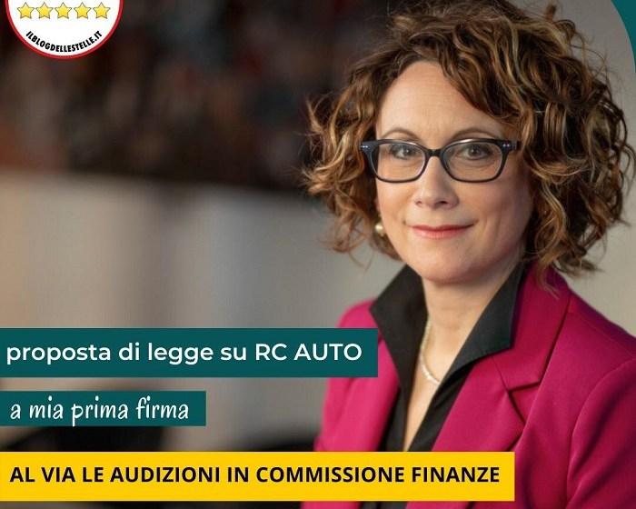 ALEMANNO M5S – RCAUTO: OGGI IN COMMISSIONE FINANZE LE AUDIZIONI NELL'AMBITO DELL'ESAME DELLA PROPOSTA DI LEGGE